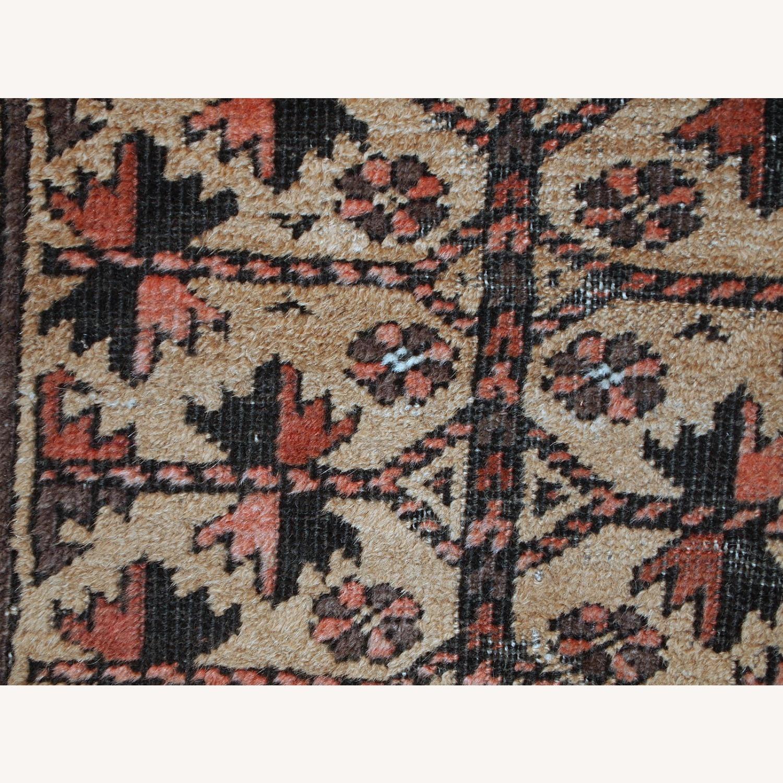Handmade antique Afghan Baluch prayer rug - image-5