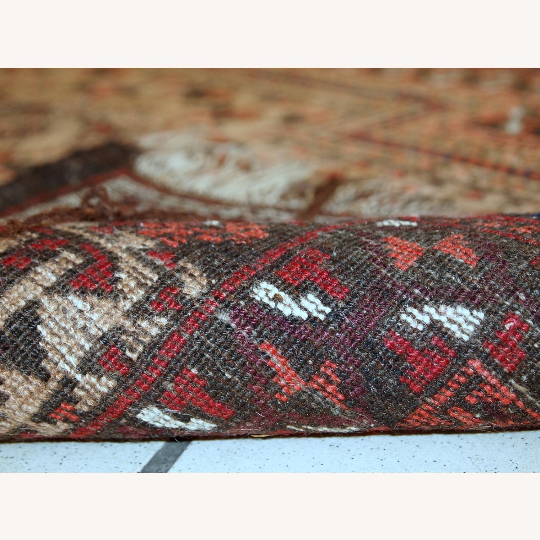Handmade antique Afghan Baluch prayer rug - image-3