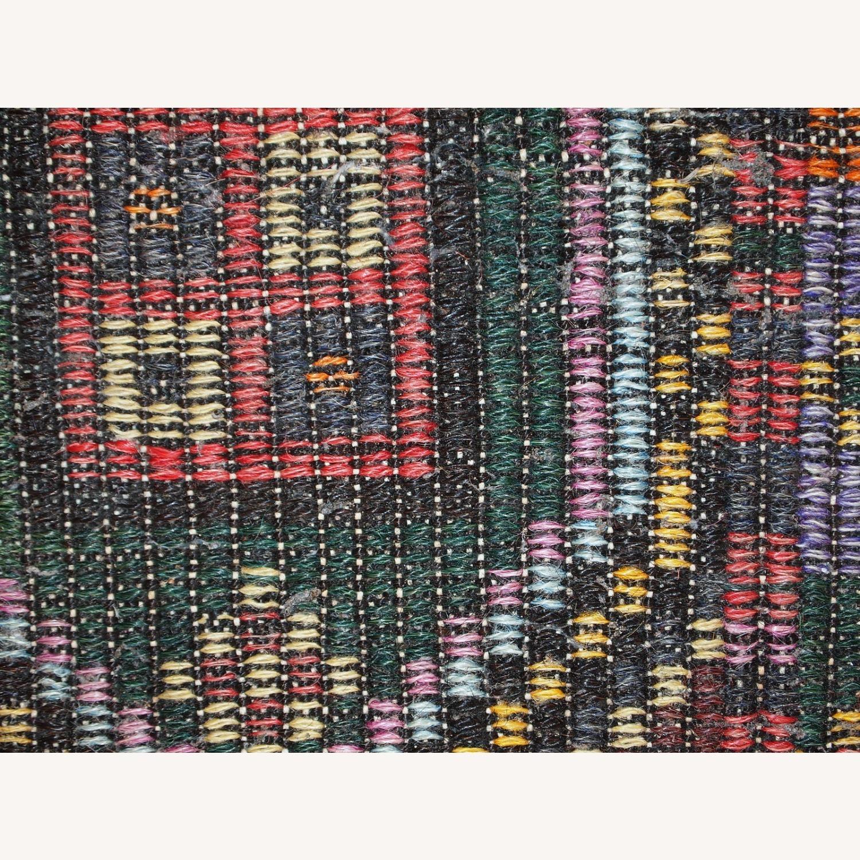 Handmade antique Tunisian flat-weave kilim - image-6