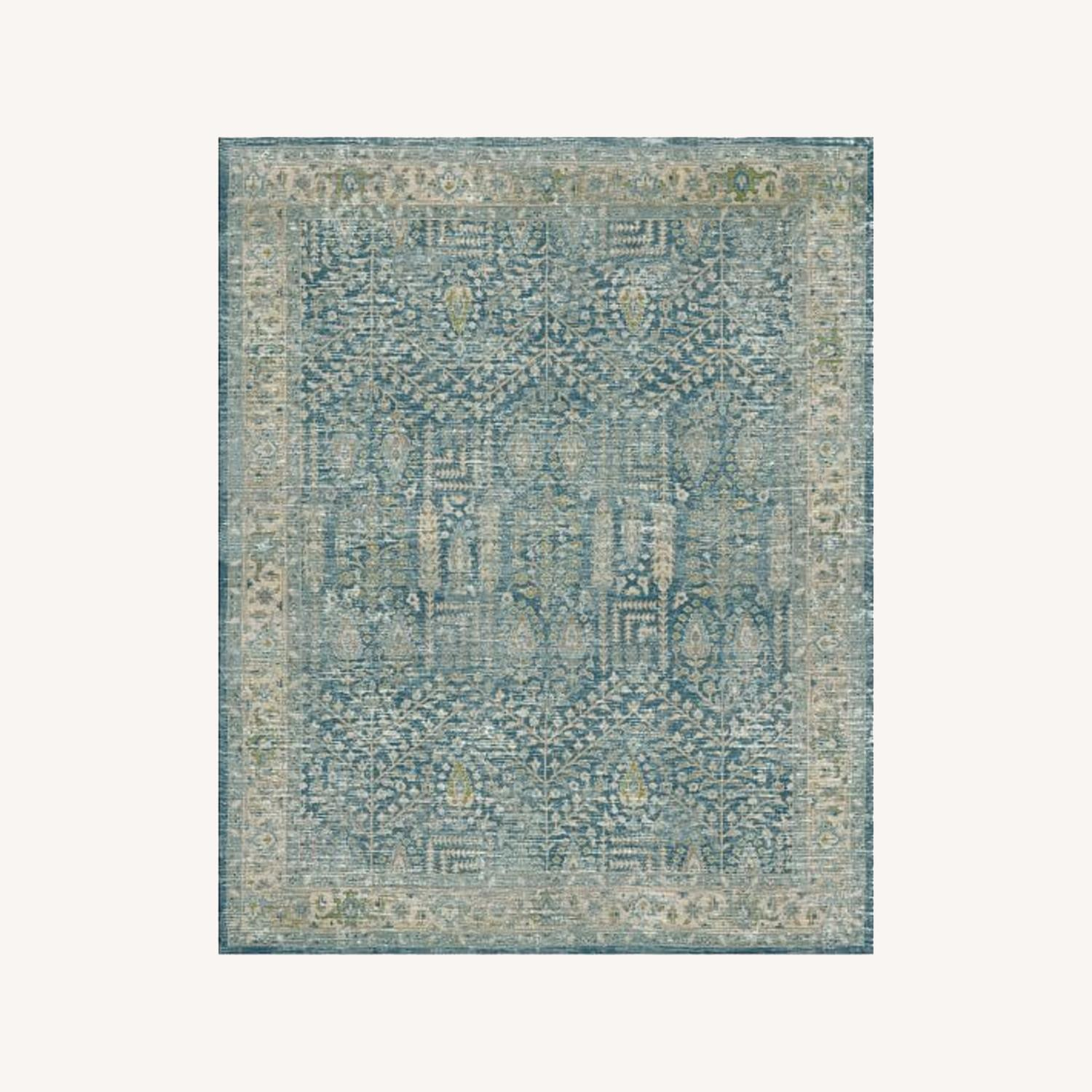 West Elm Distressed Nadine Rug - image-0