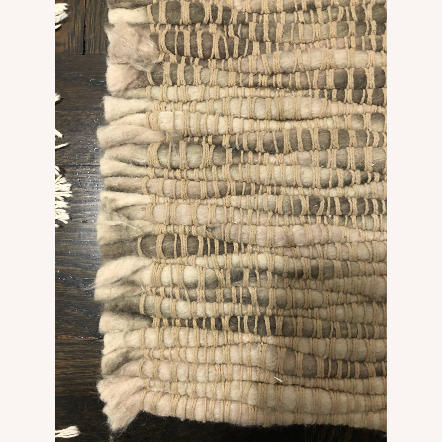Obeetee Natural Handwoven Rug - image-3