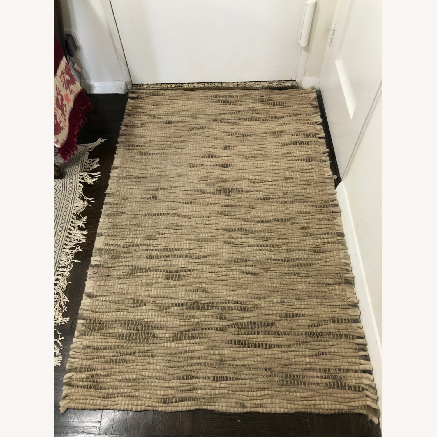 Obeetee Natural Handwoven Rug - image-2