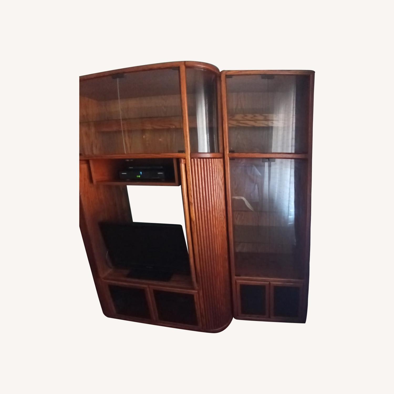 Wooden Storage Units - image-0
