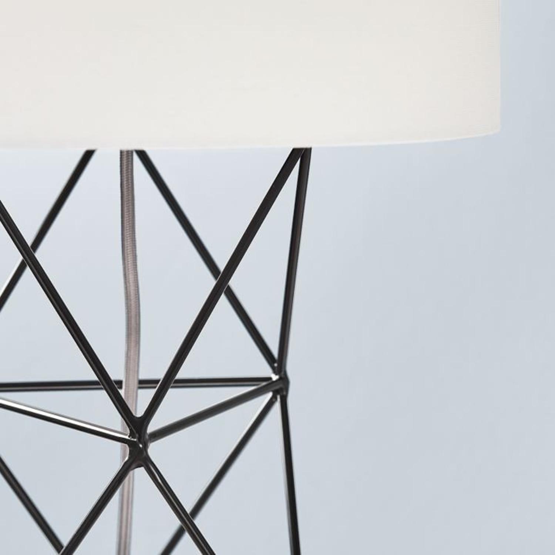 West Elm Amigo Modern Octahedron Table Lamp - image-2