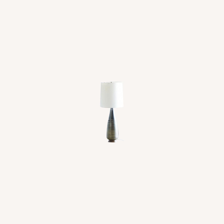 West Elm Mid-Century Taper Table Lamp - image-0