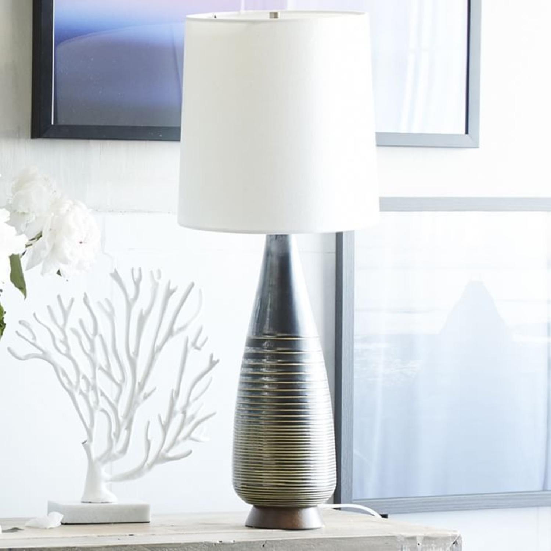 West Elm Mid-Century Taper Table Lamp - image-2
