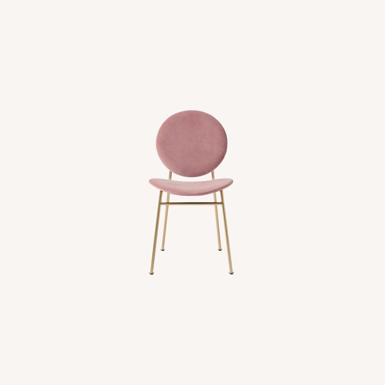 West Elm Ingrid Dining Chair, Set of 2 - image-0