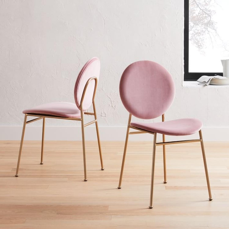 West Elm Ingrid Dining Chair, Set of 2 - image-1