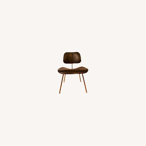 Used Eames Molded Plywood Dining Chair with Metal Base for sale on AptDeco