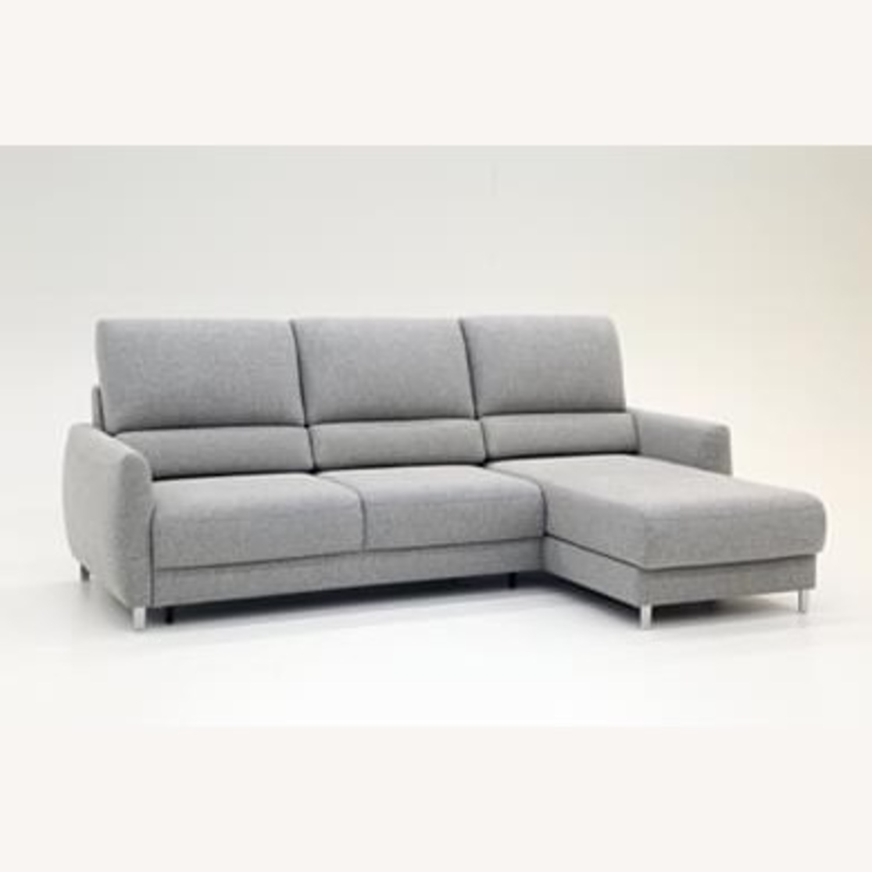 Wyndham Collection Storage Sofa Bed - image-4
