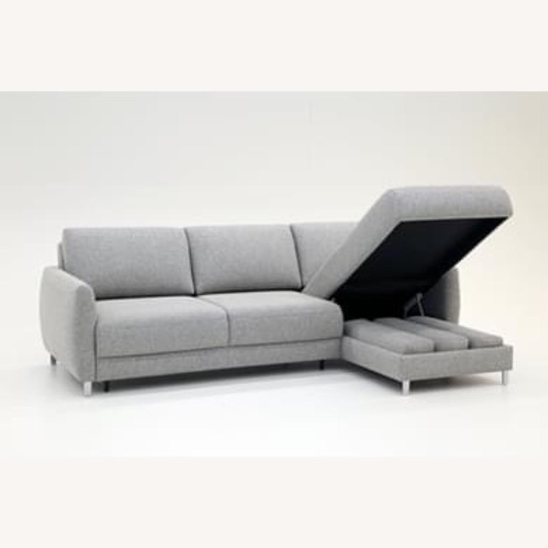 Wyndham Collection Storage Sofa Bed - image-2