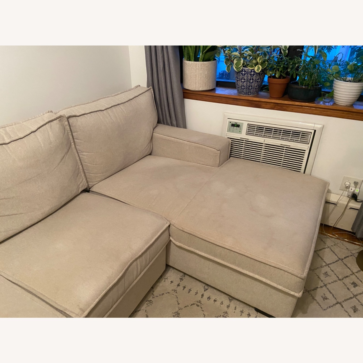 Bob's Discount Sectional with Storage - image-4