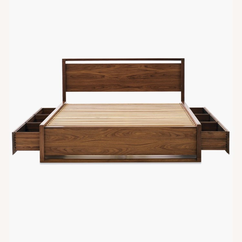 Design Within Reach Matera Queen Storage Bed - image-1