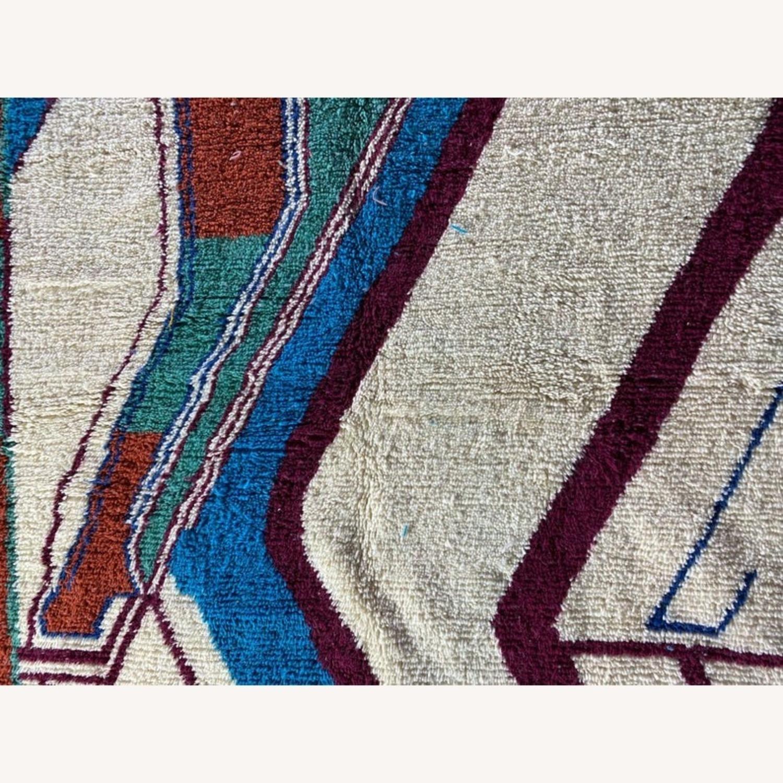 Handmade Moroccan Rug - image-5