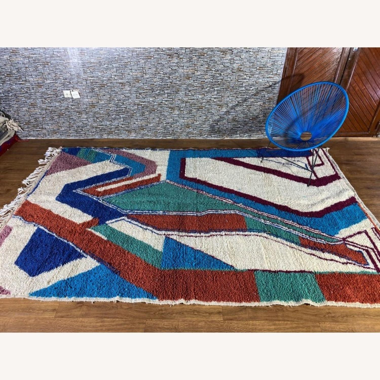 Handmade Moroccan Rug - image-2