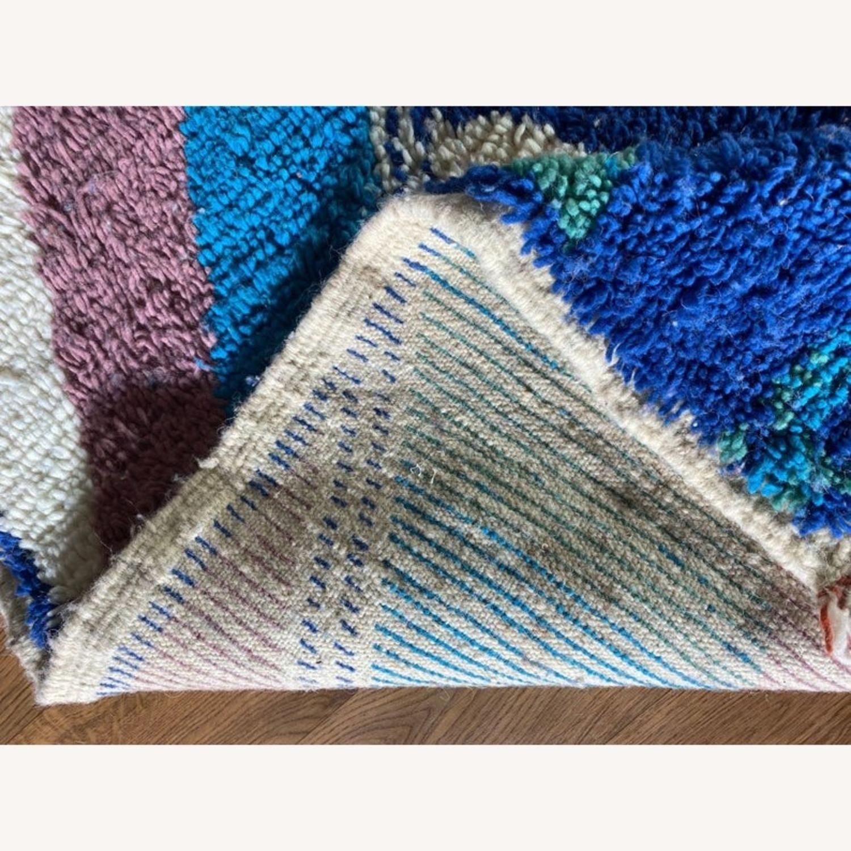 Handmade Moroccan Rug - image-4
