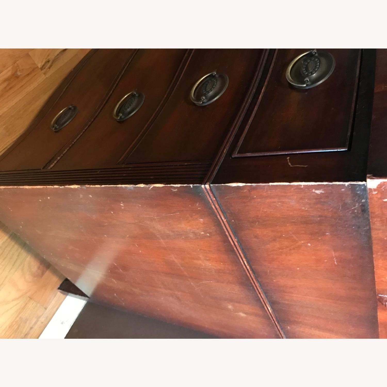 Kindel Furniture Mahogany Chest of Drawers - image-8