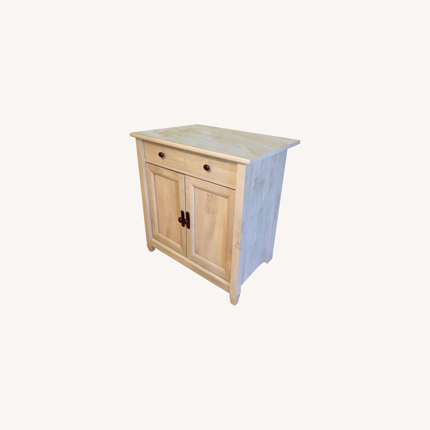 Solid wood TV Console Cabinet - image-0