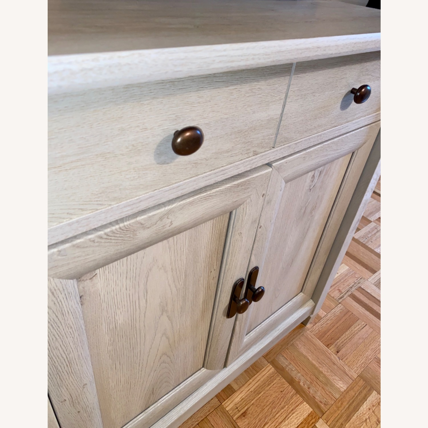 Solid wood TV Console Cabinet - image-3