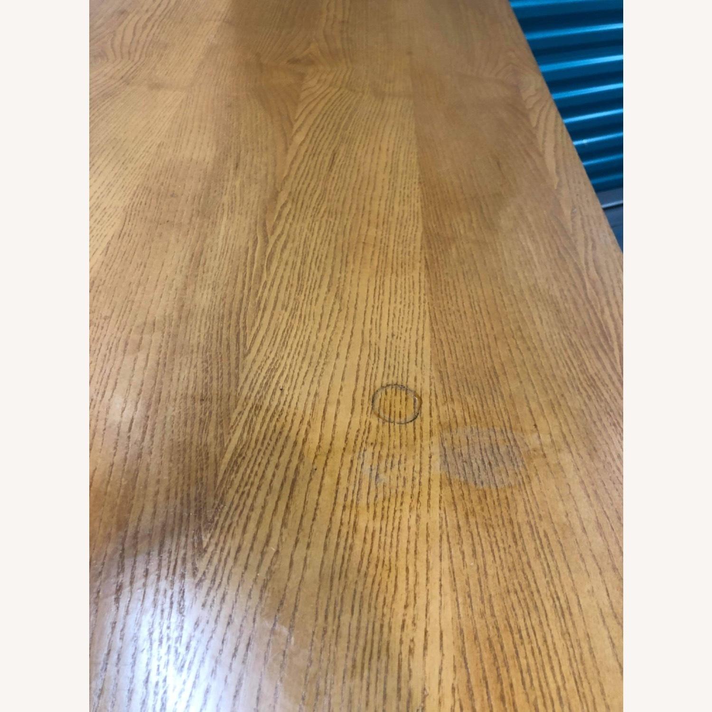 9 Drawer Light Brown Dresser - image-11