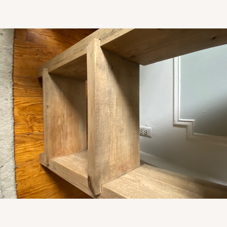 Custom Birch Leaning Bookshelf - image-4
