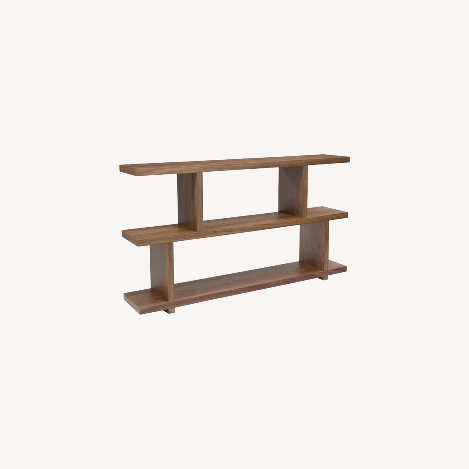 West Elm Modern Staggered Shelf, Small - image-0