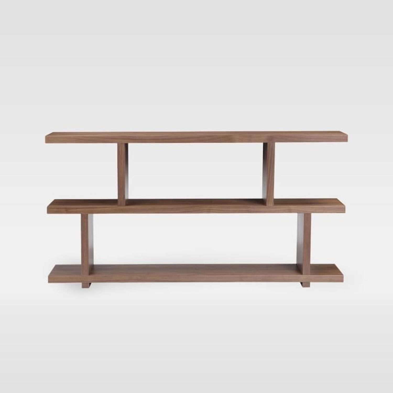 West Elm Modern Staggered Shelf, Small - image-3