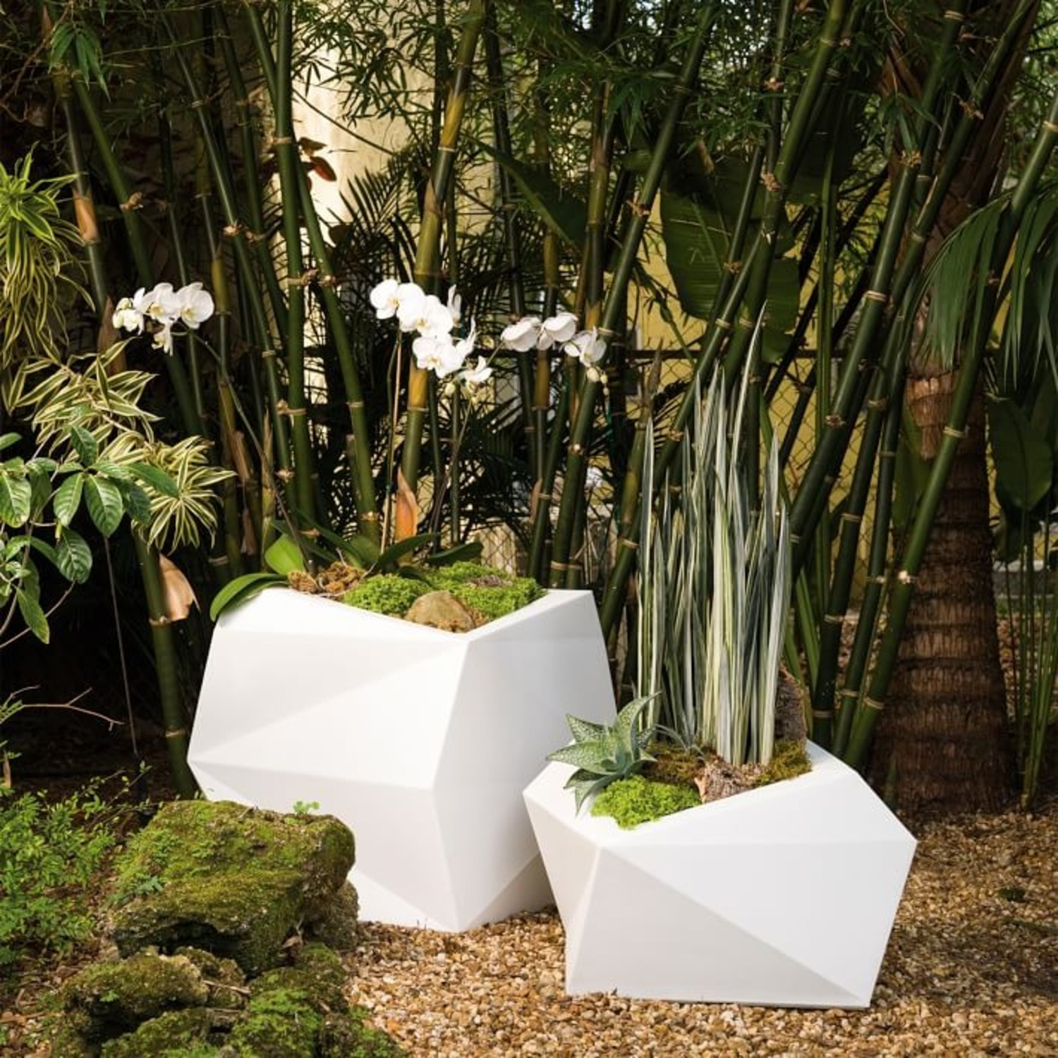 West Elm Origami Planter - image-3