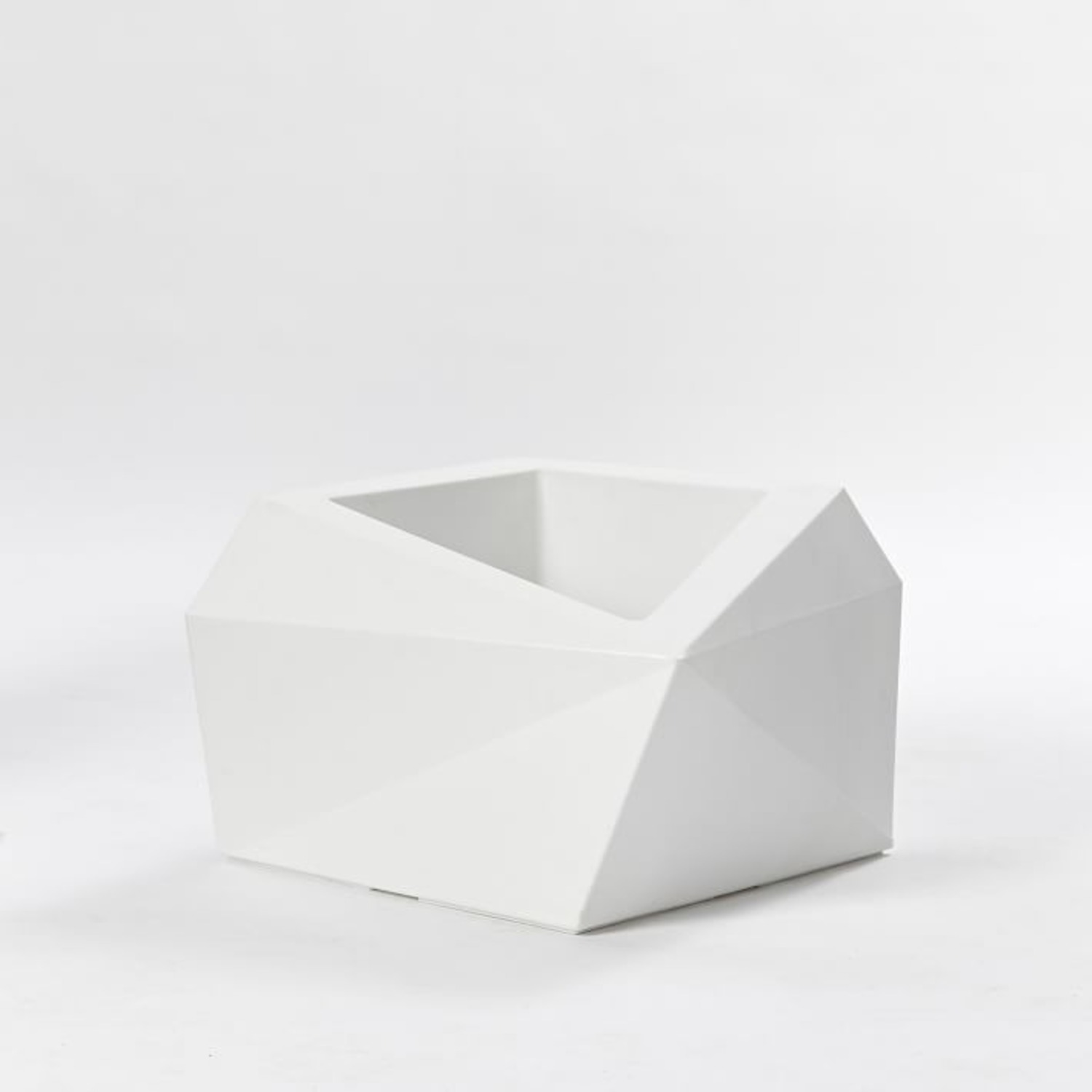 West Elm Origami Planter - image-1