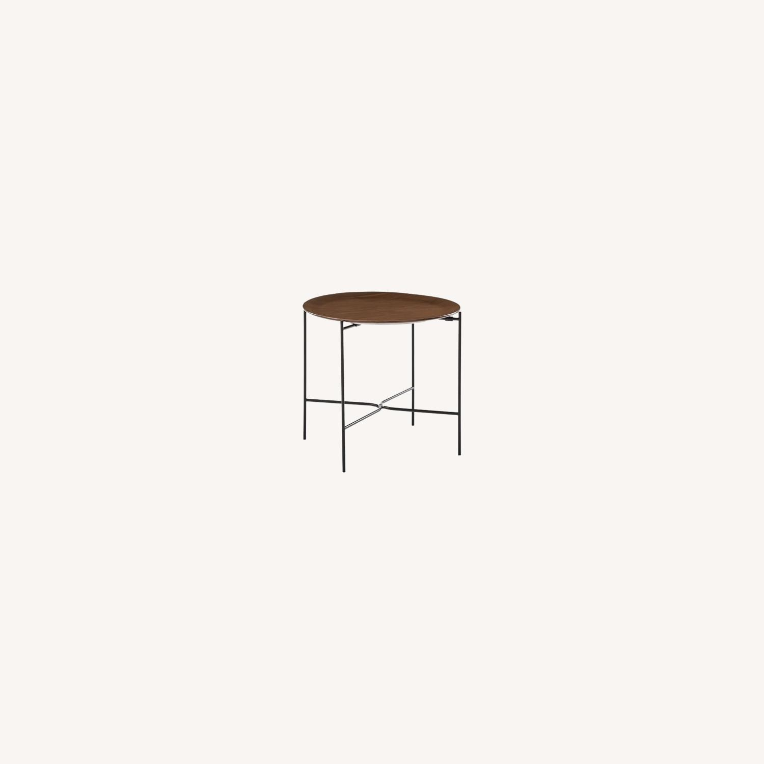 West Elm Tray Side Table - image-0
