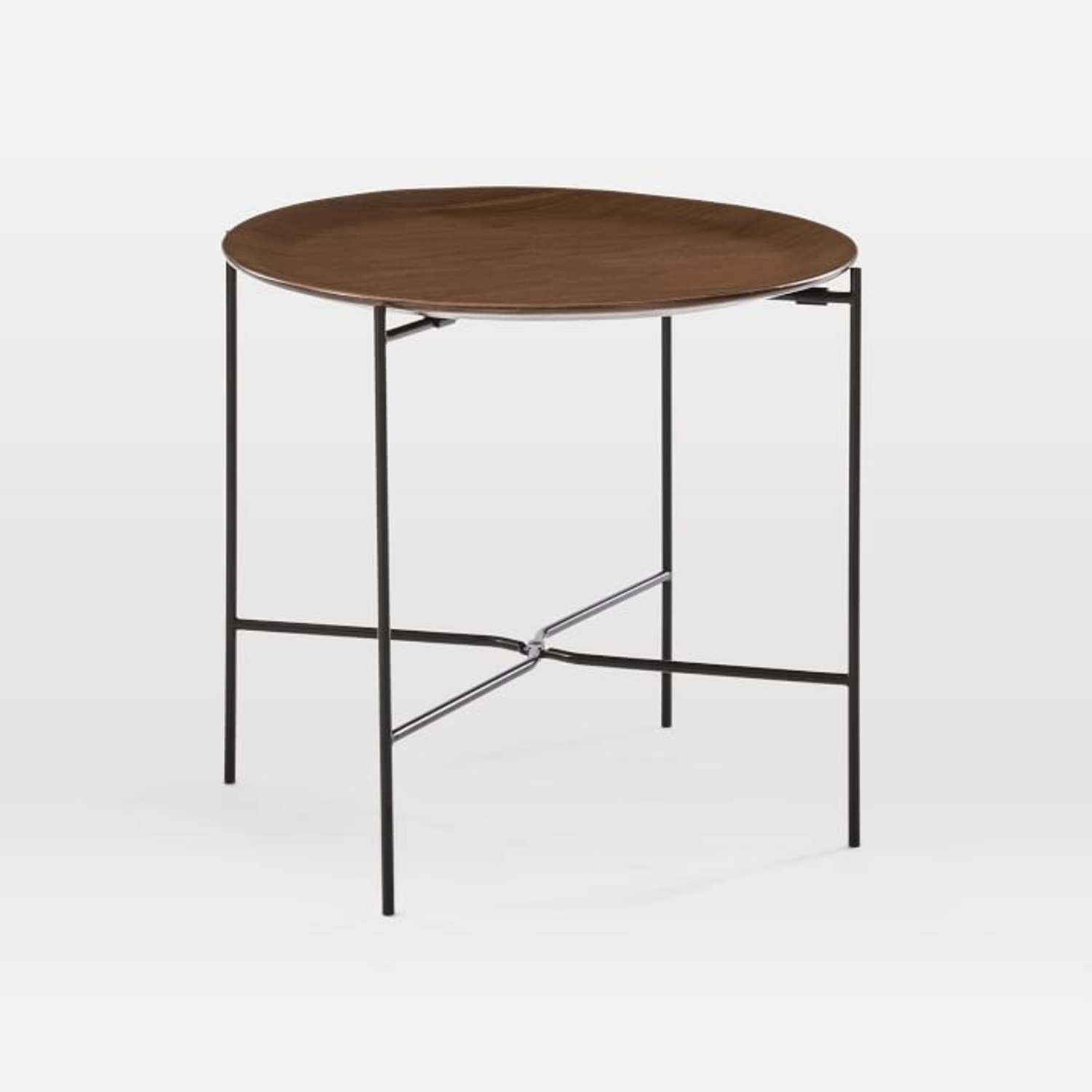 West Elm Tray Side Table - image-1