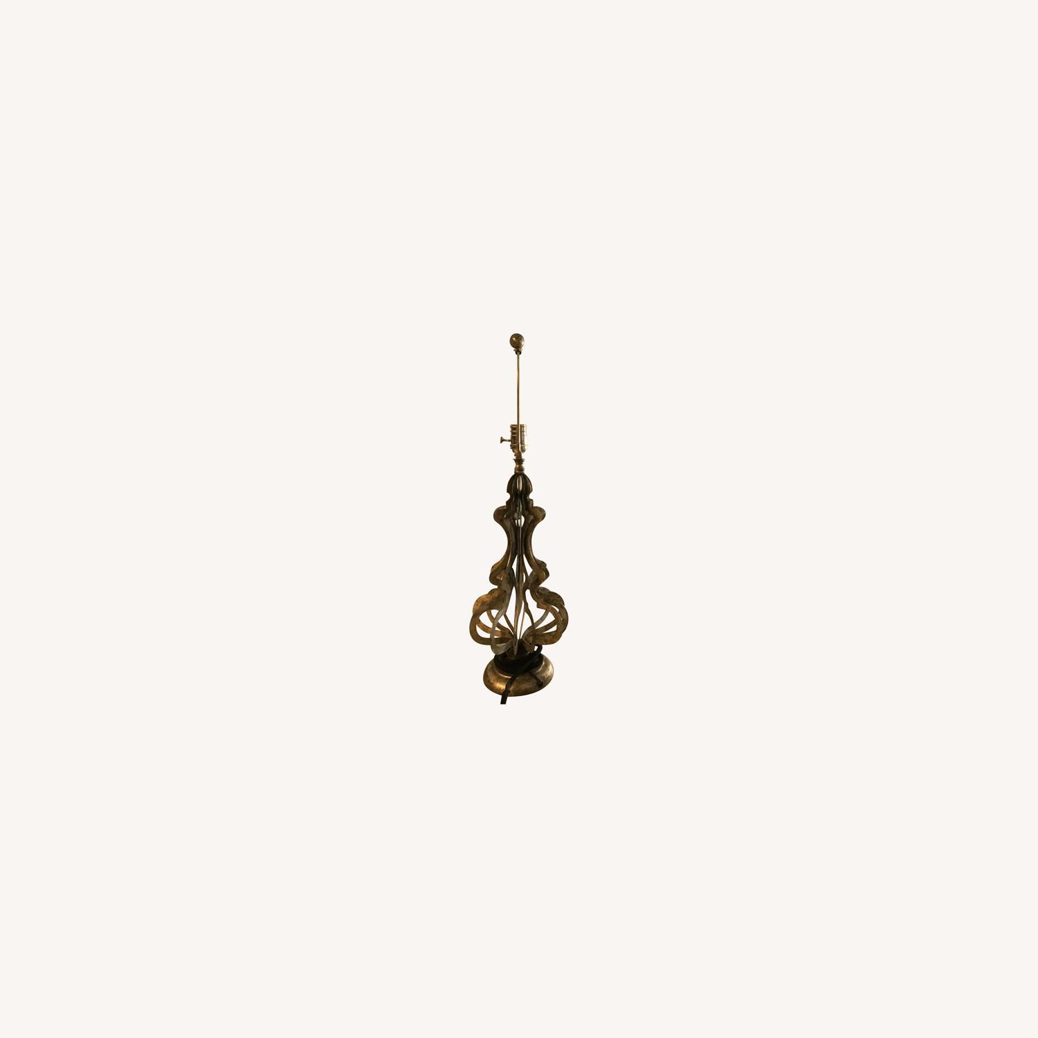 2 Aidan Gray Cortez Table Lamp - image-0