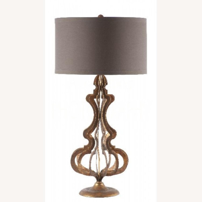 2 Aidan Gray Cortez Table Lamp - image-3