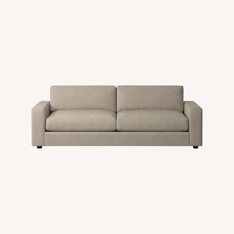 West Elm Urban Grand Sofa - image-0
