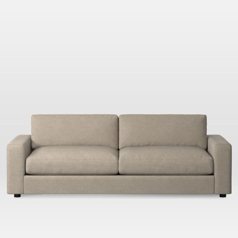 West Elm Urban Grand Sofa - image-3