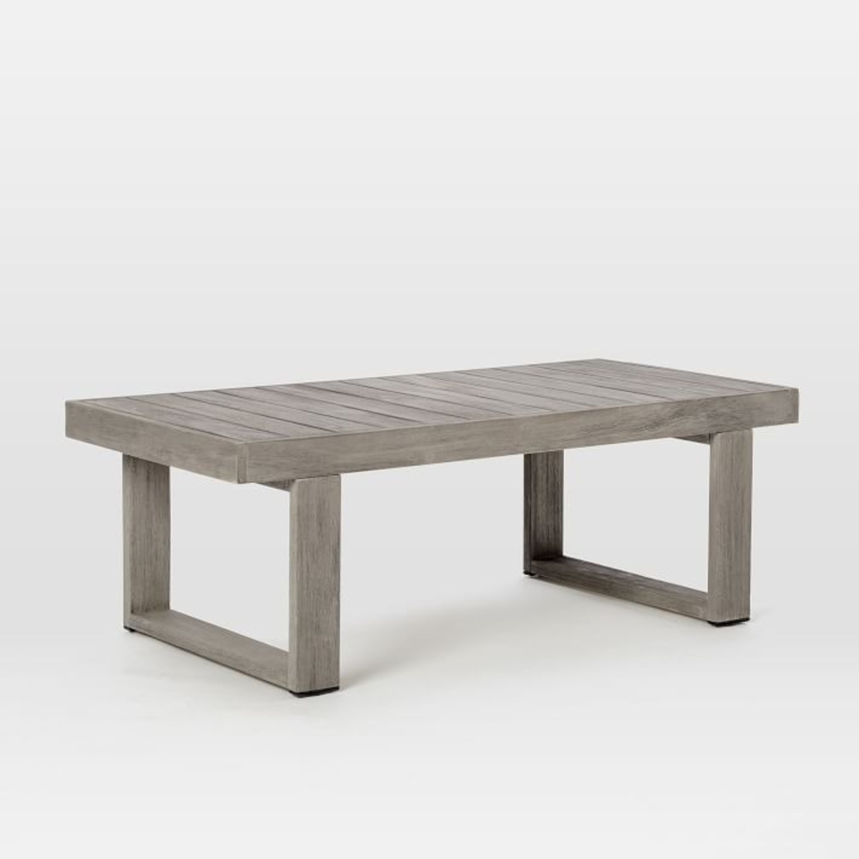 West Elm Portside Coffee Table - image-1