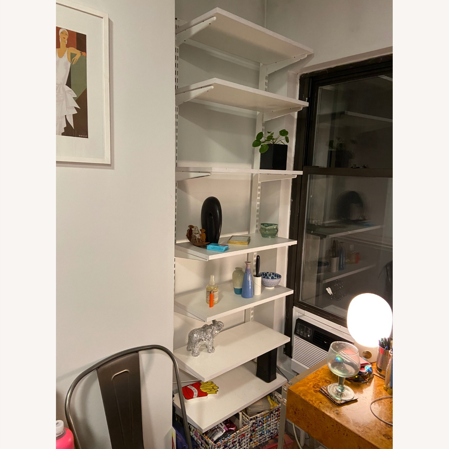Container Store Elfa Shelves - image-1
