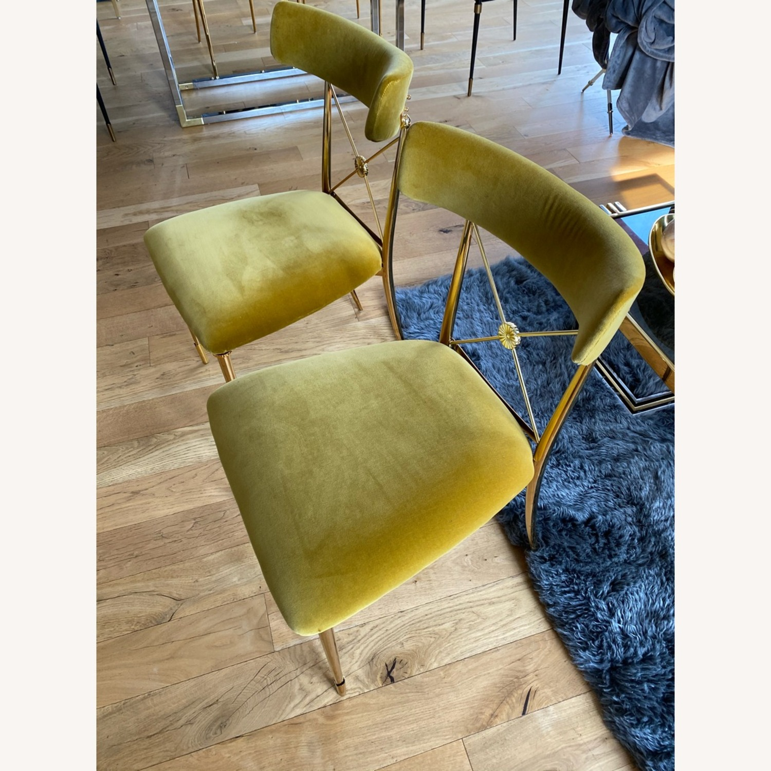 Jonathan Adler Riding Dining Chair (Set of 2) - image-2