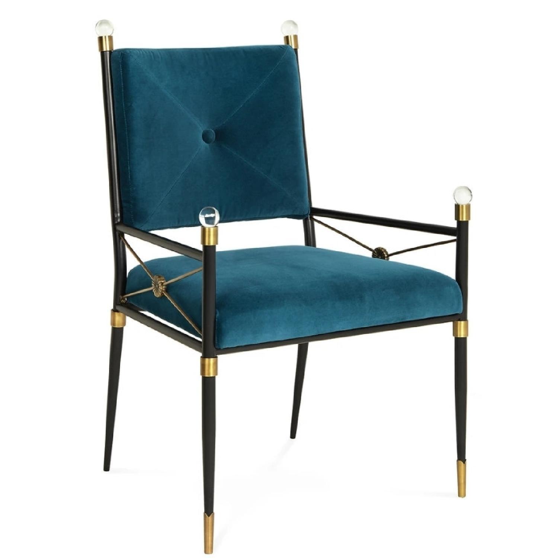 Jonathan Adler Rider Arm Chair (Set of 2) - image-5