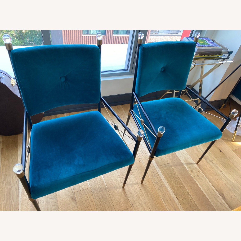 Jonathan Adler Rider Arm Chair (Set of 2) - image-1