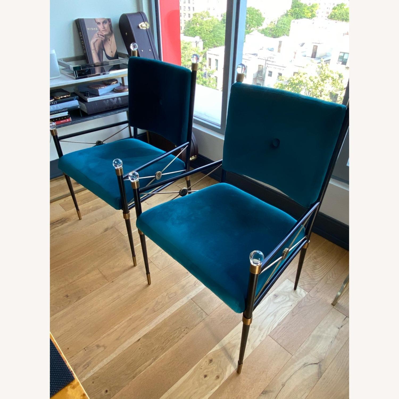 Jonathan Adler Rider Arm Chair (Set of 2) - image-4