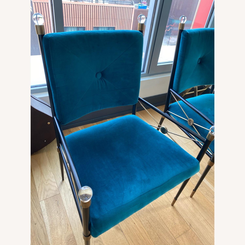 Jonathan Adler Rider Arm Chair (Set of 2) - image-3