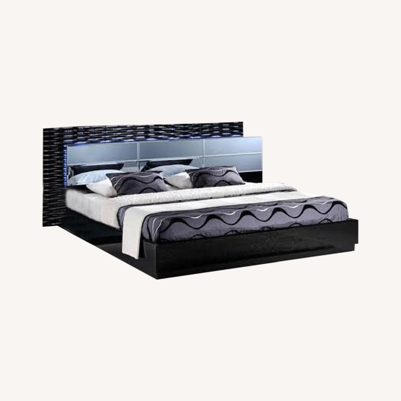 Coaster Fine Furniture Manhattan Platform Led Bed - image-0