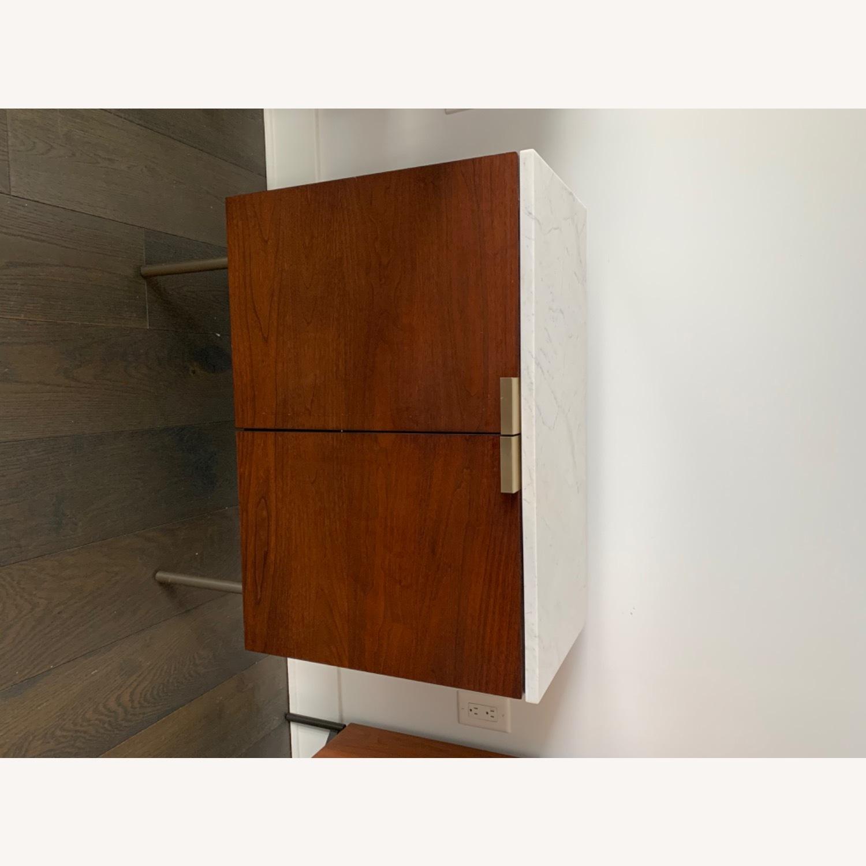 West Elm Delphine Cabinet - image-5