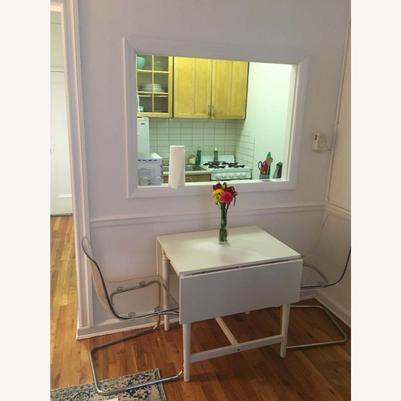 IKEA Ingatorp Drop-Leaf Table - image-3