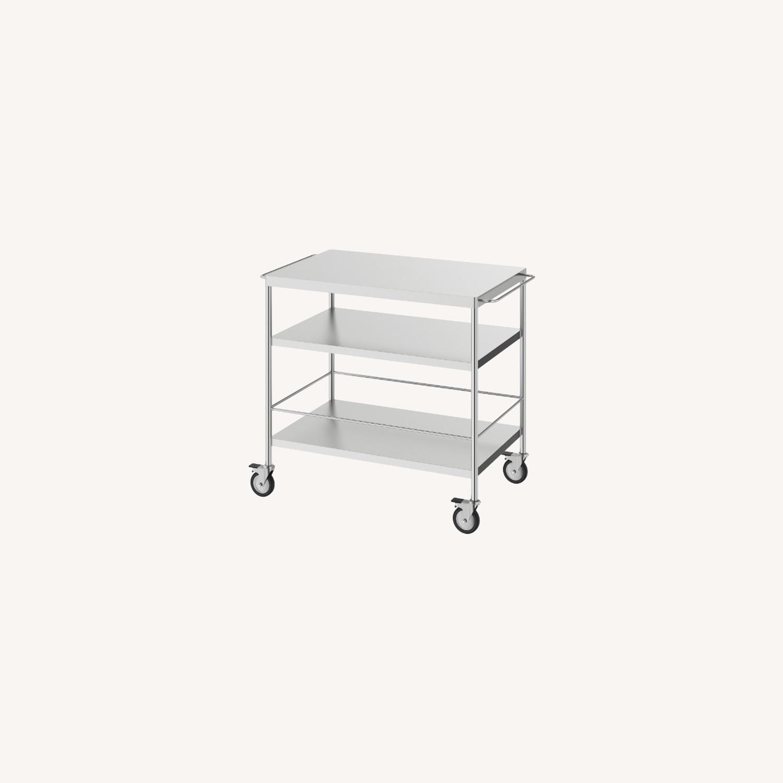 IKEA FLYTTA Kitchen Cart - image-0