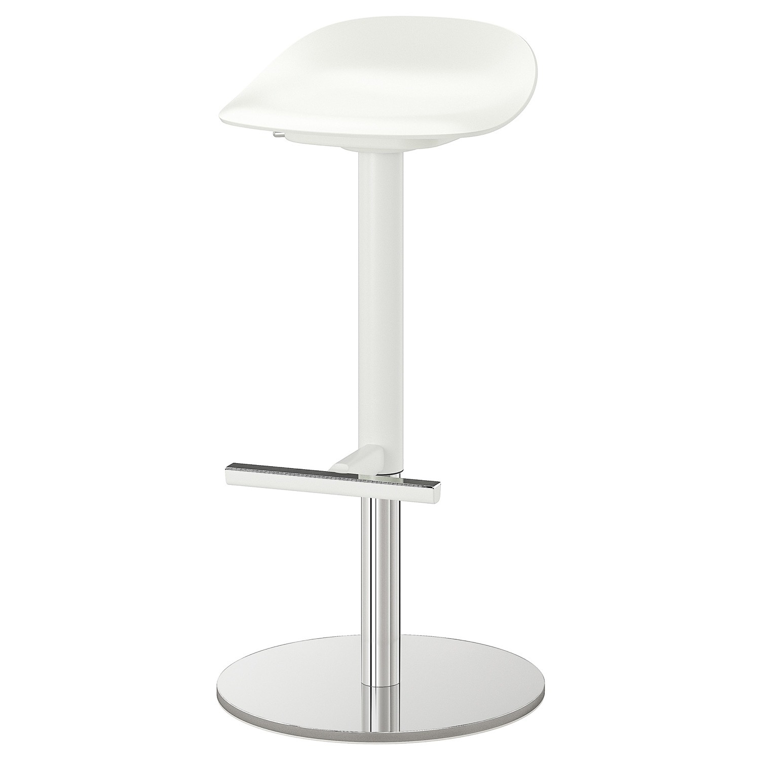 IKEA Swivel Bar Stool x2 - image-1