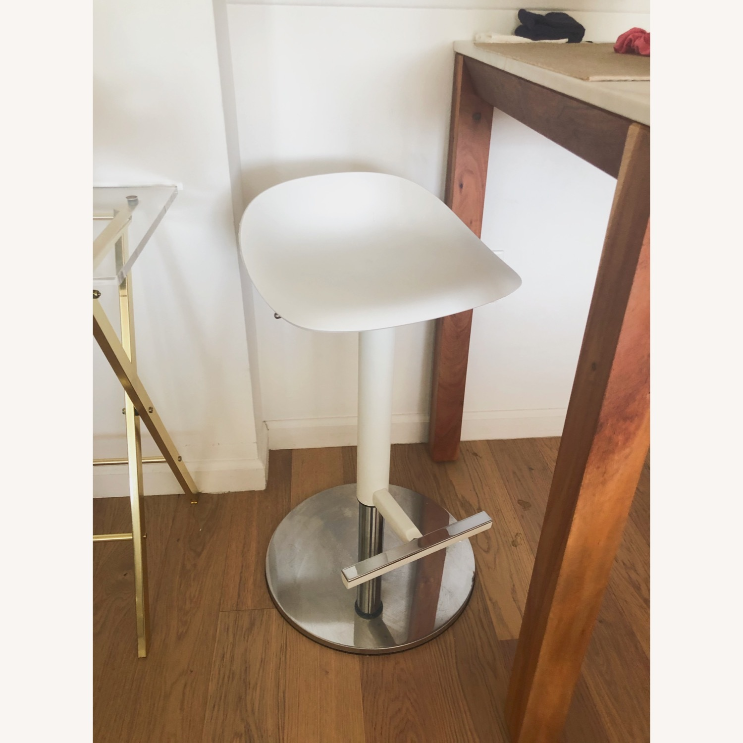 IKEA Swivel Bar Stool x2 - image-2