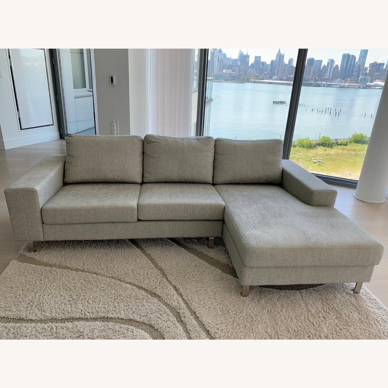 BoConcept Modern Designer Sofa - image-2