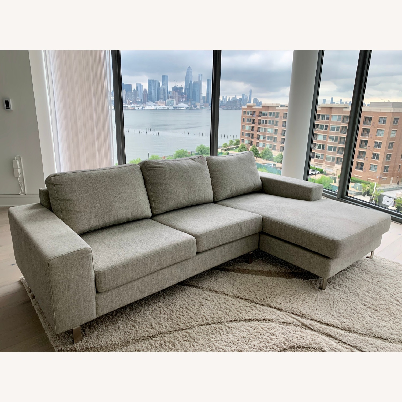 BoConcept Modern Designer Sofa - image-1